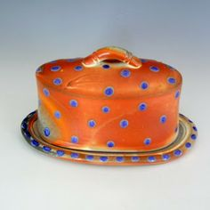 Fine Mess Pottery - Butter Dish