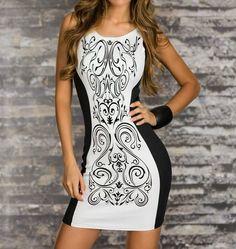 Short Dress for $18.99 with Free Shipping.  (Vestido Cortos $18.99 con el Envio Gratis.)    www.sweetdreamdre...