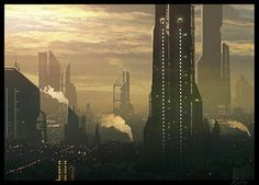 City by *UnidColor on deviantART