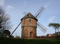 Moulin de la Lande du Crac'h - Perros-Guirrec - Bretagne - France