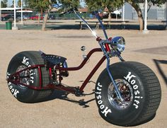 """""""GIRTH"""" - THE ULTIMATE FAT TIRE BIKE Check out our latest Builder Spotlight article by clicking on the photo."""
