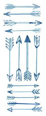 arrow drawings for tattoo ideas