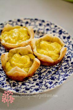 Durian Tarts, via Flickr.