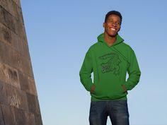 gator hoodie! #coolgifts #alligator #hoodie