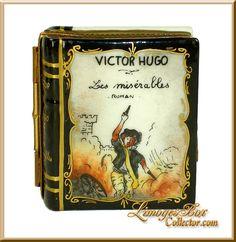 Les Miserables Victor Hugo Book Limoges Box (Beauchamp)