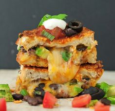9 of the most insane grilled cheese recipes to celebrate National Grilled Cheese Month. (Every month, in our book.)