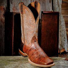 ab0a043380d Ariat Cowhand 10017381 Men s Square Toe Cowboy Boots