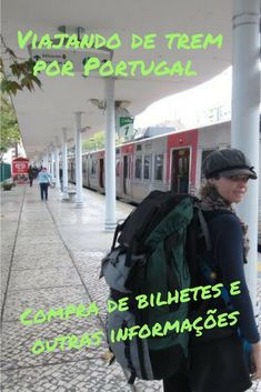 Viajando de #trem por #Portugal a malha ferroviária portuguesa funciona bem, mas tem particularidades. Saiba como comprar bilhetes e outras informações. #Europa #viajantesempressa #viajandodetrem