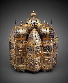 Perfume brazier, 12th century, San Marco, Venice; © Procuratoria della Basilica di San Marco, Venezia