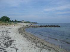 Strand vor Fehmarn