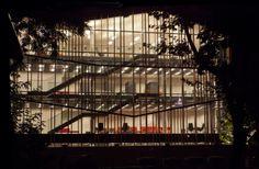 Ingarden & Ewý Architects / Małopolska Garden of Arts