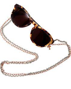 Casa Por Vida Chain Sunglasses