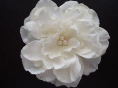 Peony and pearls