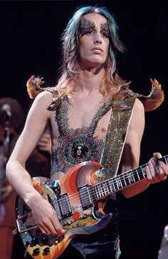 Todd Rundgren, one of the most important and under rated musicians on the planet. For instance, no Todd, no Bat out of Hell
