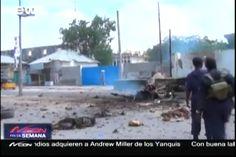 Mueren Al Menos 7 Personas En Un Atentado En Somalia, Por Terroristas