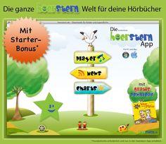 jetzt höre ich meine Hörbücher (von hoerstern) noch herrlich kindgerecht ummalt :-) Die hoerstern-App ist kostenlos und für PC und Mac verfügbar. Infos: http://www.hoerstern.de/index_hoerstern_app.php