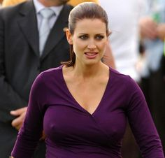 Kirsty Gallacher and her Awesome Pokies!