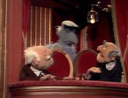 Statler and Waldorf/Gallery Sesame Street Characters, Disney Wiki, The Muppet Show, Treasure Island, Haunted Mansion, Christmas Carol, Holiday Fun, Fandoms, Gallery