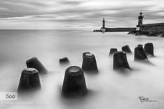 Bastia le Vieux Port. - Pinned by Mak Khalaf Long exposure with ND400 filter at the entrance of the old port of Bastia Corsica. Black and White bastiablack and whitecloudscorsecorsicafilterlandscapelong exposurend400noir et blancseaseascapewater by RaphaelPoletti