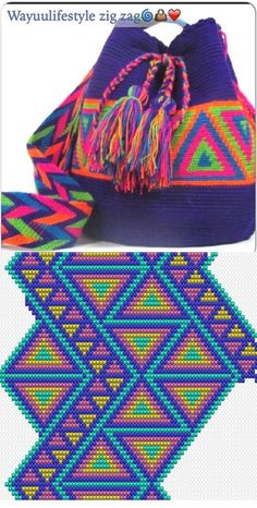 Tapestry Crochet Patterns Tapestry Bag Filet Crochet Knit Crochet Knitting Charts Knitted Bags Needlepoint Designs Cross Stitch Embroidery Crochet World Free Crochet Bag, Crochet Chart, Crochet Motif, Knit Crochet, Tapestry Crochet Patterns, Crochet Stitches Patterns, Crochet World, Knitting Charts, Knitting Stitches