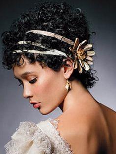 Rock a wrap around headband for a Bohemian vibe