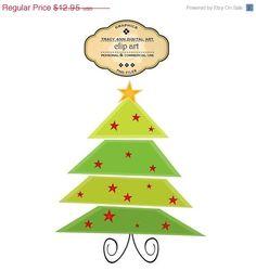 20 off Clip Art SALE CHRISTMAS  Clip Art and by TracyAnnDigitalArt, $10.36