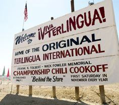 The Ghost Town in Terlingua, Texas, is the home of the Big Bend Holiday Hotel, the Terlingua Trading Company, and the Starlight Theatre Restaurant and Bar.