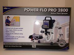 Power Flo Pro paint sprayer review @ Restoration Redoux