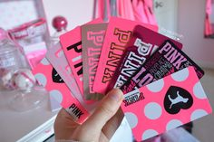 For my birthday this is the best gift card you can get me. I NEED PINK gcs!!!
