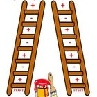 Climb the Ladder is a game that allows for students to practice adding and subtracting fractions with like and unlike denominators. Teaching Resources, Teaching Ideas, Adding And Subtracting Fractions, Unit Plan, 5th Grade Math, School Lessons, Math Classroom, Interactive Notebooks, Task Cards