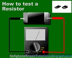 How to Check Basic Electronic Components Using a Multi-Meter Basic electroni. - How to Check Basic Electronic Components Using a Multi-Meter Basic electronic components such a - Electronics Basics, Electronics Components, Electronics Projects, Electronics Gadgets, Iphone Repair, Mobile Phone Repair, Electronic Deals, Electronic Gifts, Technology