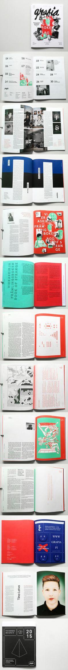 Grafia Lechti (Grafia Paper) 04/15