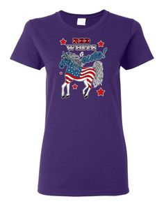 Red White and Cute Women's short sleeve t-shirt