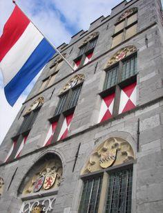 Medieval Town Hall #Vianen, Netherlands