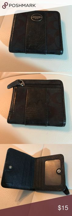 Coach wallet Coach wallet. Used for a few months coach Bags Wallets