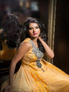 cbcd9c950b Dhaagay Formal Wear Dresses 2013 by Madiha Malik for Women Beautiful Long  Hair