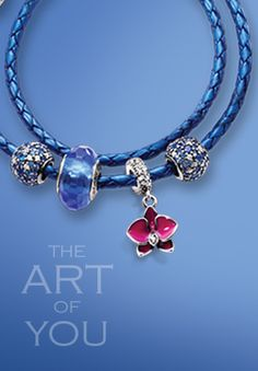 Escape to Paradise with PANDORA at www.PandoraMOA.com