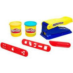 play doh factory - my grandson will sit for hours and play this... as long as I'm playing too.