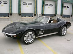 """1968 Corvette Stingray - when 'Vettes started losing their """"cool"""" factor!"""
