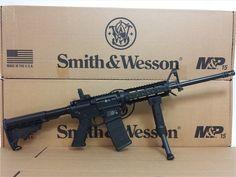 Smith Amp Wesson M Amp P15 Sport Ar 15 5 56 Nato 811036 Guns