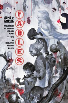 # 74. Fables, Vol. 9: Sons of Empire (Fables, #9) by Bill Willingham