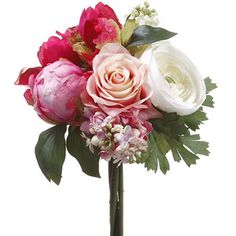Real or Faux Bridal Bouquet