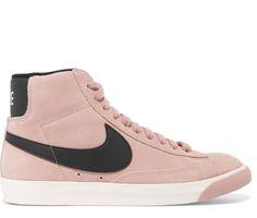 Nike Blazer Vintage in Suede Sneakers Review