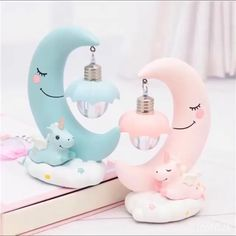 Buy Unicorn Moon LED Night Light colors) online up to off + free worldwide shipping. Find the perfect Unicorn Moon LED Night Light colors) present, novelty games and toys. Unicorn Store, Deco Led, Cartoon Unicorn, Baby Mobile, Stylish Home Decor, Night Lamps, Led Night Light, Night Lights, Cool Gadgets
