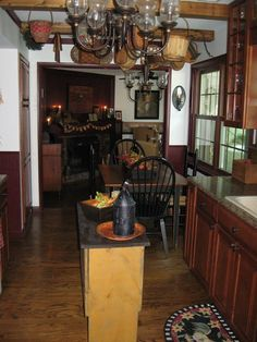 Great Primitive Kitchen