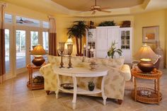 Useppa Model by Daniel Wayne Homes, new custom home builder in Fort Myers, Florida.