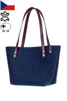 Dámský shopper z přírodních materiálů - vyrobeno v České republice Tote Bag, Bags, Fashion, Purses, Fashion Styles, Tote Bags, Totes, Lv Bags, Hand Bags