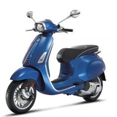 The Vespa Sprint 150... too bad its a CVT transmission & 150cc