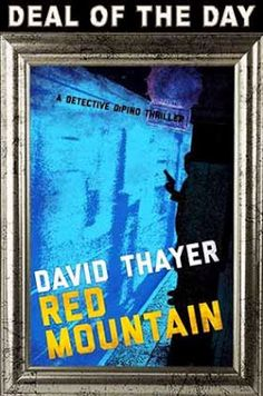 The eReader Cafe - Deal of the Day, #kindle, #mystery, #thriller, #hardboiledmystery, #davidthayer
