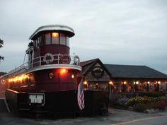 Tugboat Inn, Boothbay Harbor ME